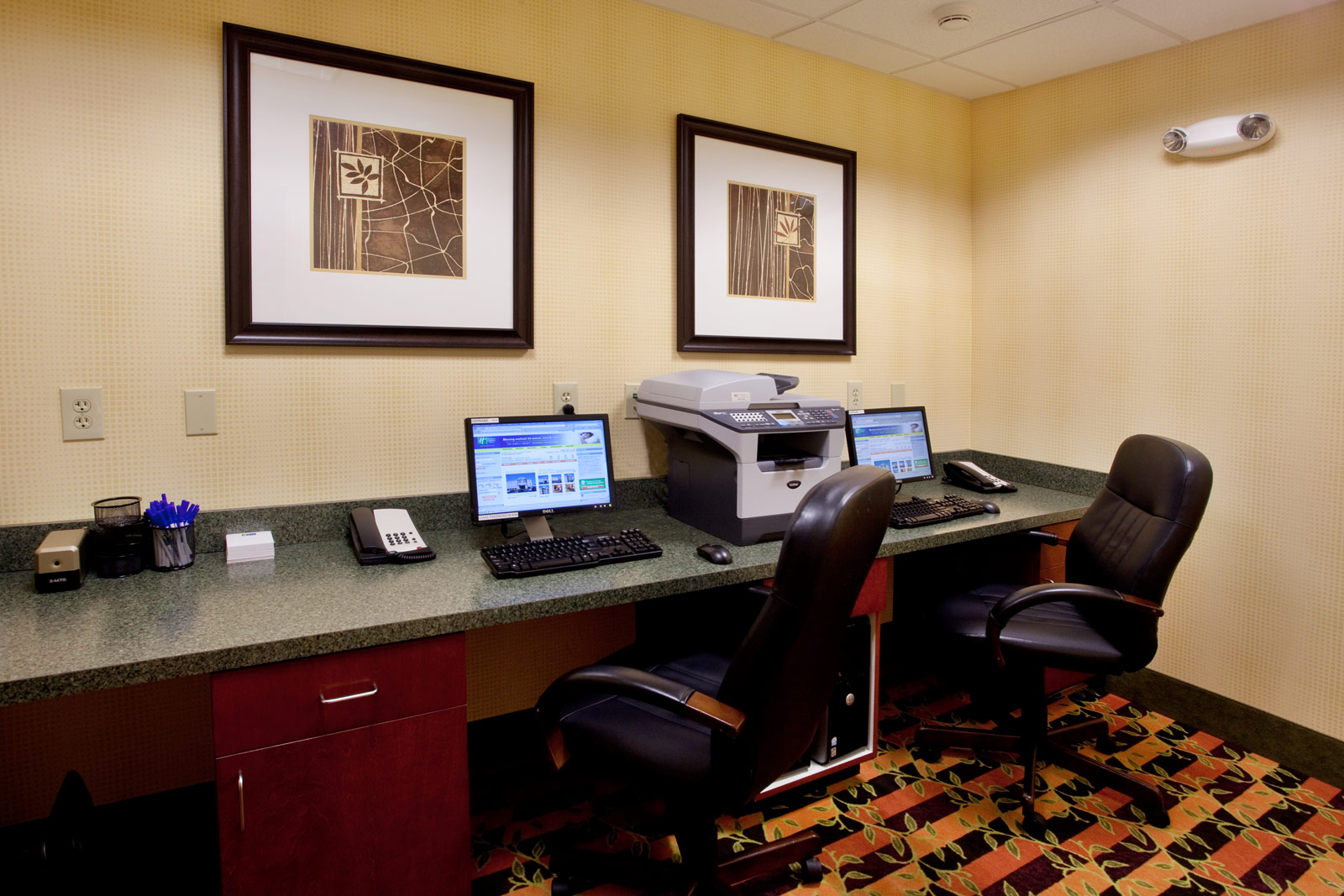 spartanburg-hotel-business-center